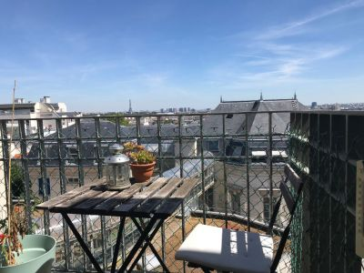SAINT-CLOUD - VILLAGE - APPARTEMENT  - 60M²  2 CHS